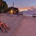 castaway_island_fiji_beach_at_sunset